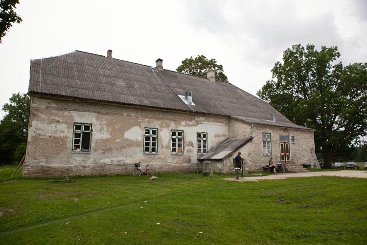Põhjaka Manor